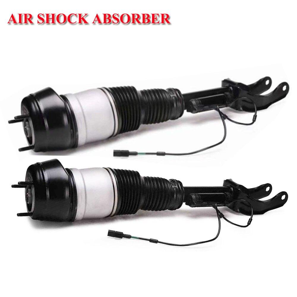 Front Air Suspension Shock Absorber For Mercedes W166 ML250 ML350 1663201413 1663201313 1663201368 1663205266|Shock Absorber& Struts| |  - title=
