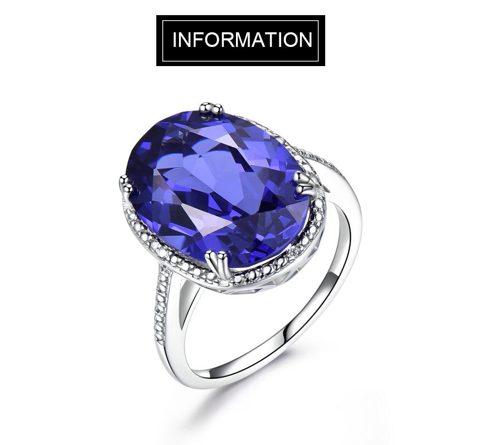 UMCHO-Tanzanite-silver-sterling-rings-for-women-RUJ071T-1 PC (1)