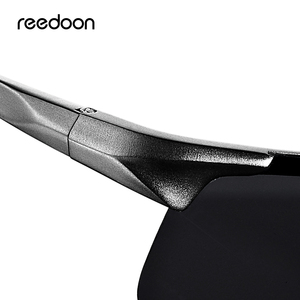 Image 4 - Reedoon Photochromic Sunglasses Polarized Lens UV400 Aluminium Magnesium Frame Driving Goggles For Men High Quality