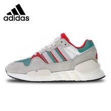 5f2c77f58a7 Adidas Originals ZX EQT Aumentar Calçados Esportivos Cinza Verde Vermelho  Tênis de corrida Para Homens E Mulheres G26806 36-45 E..