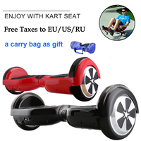 IScooter Bluetooth Hoverboard 2 Wheel Self Balance Electric Scooter Unicycle Standing Smart Two Wheel Skateboard Drift