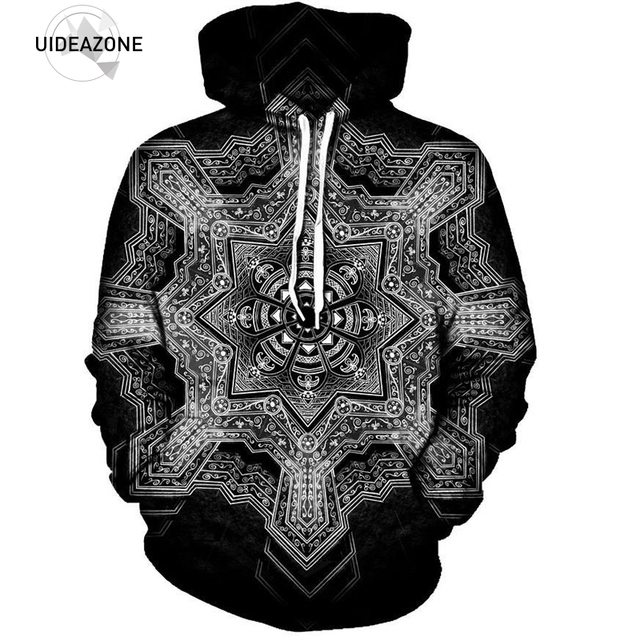 c179673db1f UIDEAZONE 2018 Hoodies Men Samhan Unisex 3D Print Sweatshirts Casual  Pullover Trucksuit Plus Size Hoodie Dropship