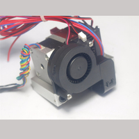 3D Printer Extruder Printer Head Completely Set Compatible With Makerbot Replicator 1 75mm Filament 0 4mm