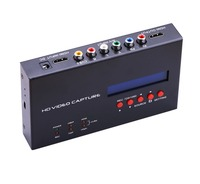 Original Ezcap283S YPbPr Recorder Box Time Scheduled Recording 1080P HDMI Game Capture for XBOX One/360 PS3 PS4 HD Video Capture