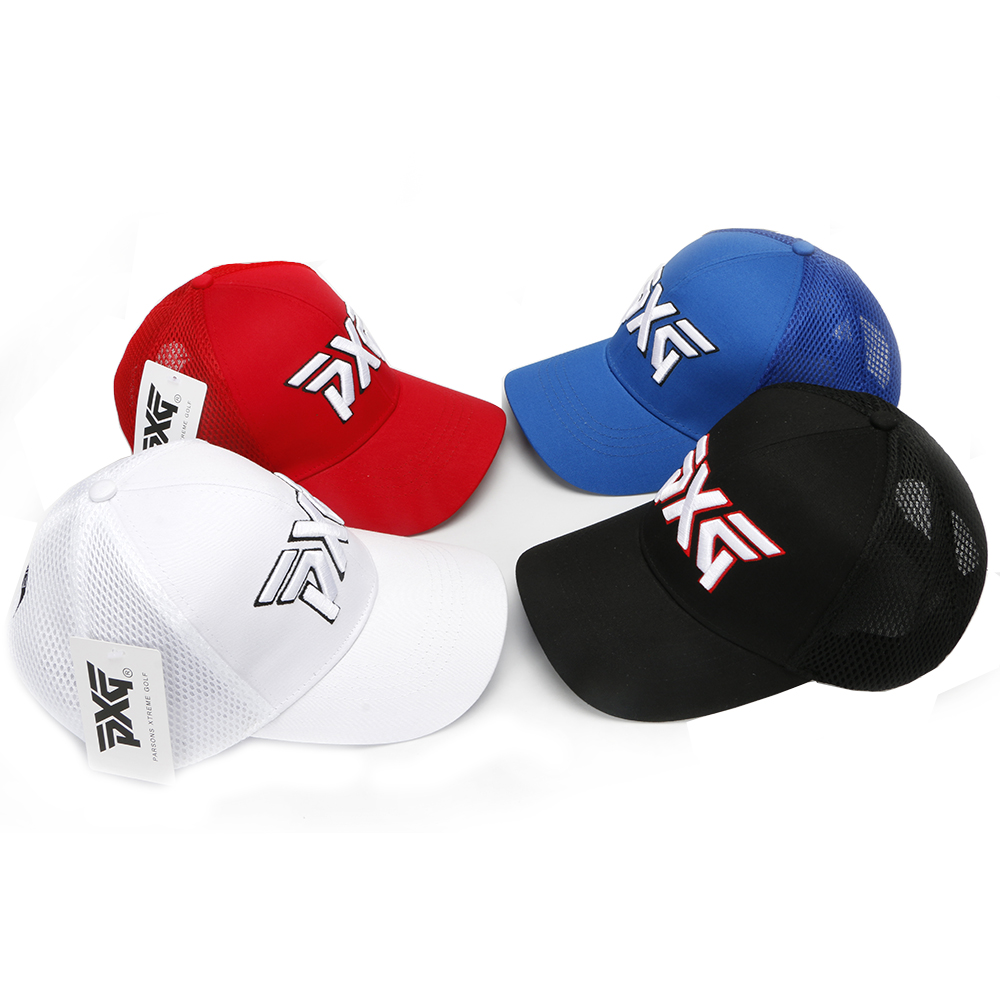 c4516f2753c Brand New Golf hat golf cap PXG 4 Clour New Baseball cap Outdoor hat new  sunscreen