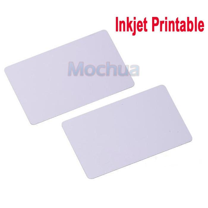 PVC Card,PVC Inkjet Printable Card For Espon Printer, Canon Printer