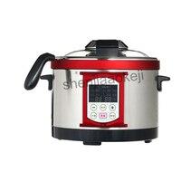 Intelligente macchina cuoco senza fumo wok secondi integrato cappa stufa 3.6L 220 v 1500 w Intelligente di controllo della temperatura di cottura macchina Robot da cucina Elettrodomestici -