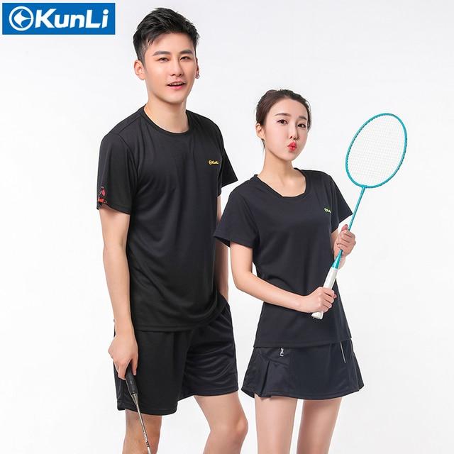 Фото kunli 2017 новая мужская теннисная рубашка уличная спортивная