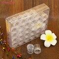 Honey Joy 30bottles/set Nail Art Decals Decoration Jewelry Rhinestone Storage Case Box Container Manicure Accessaries