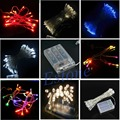 10 LED AA Battery Power Christmas Wedding Party String Fairy Light Lamp