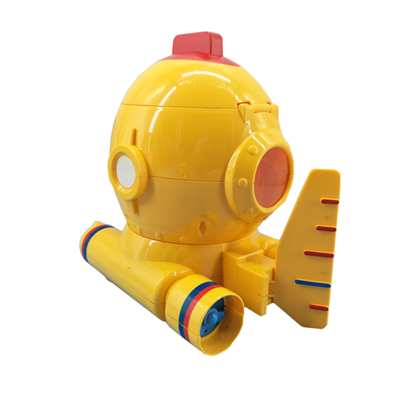 9Pcs paw patrol dog toy paw patrol boat set rescue boat submarine Patrulla Canina anime character action model toy children gift in Action Toy Figures from Toys Hobbies