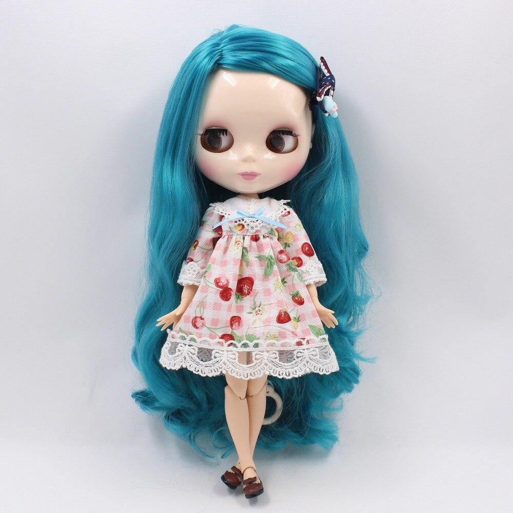 Neo Blythe Doll Cherry Strawberry Dress 1