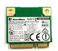 SSEA WiFi Bluetooth 4.0 para Azurewave AW-CB161N Realtek RTL8821AE 802.11AC 433 Mbps half Mini PCI-E PLACA Wireless 2.4G/5 Ghz