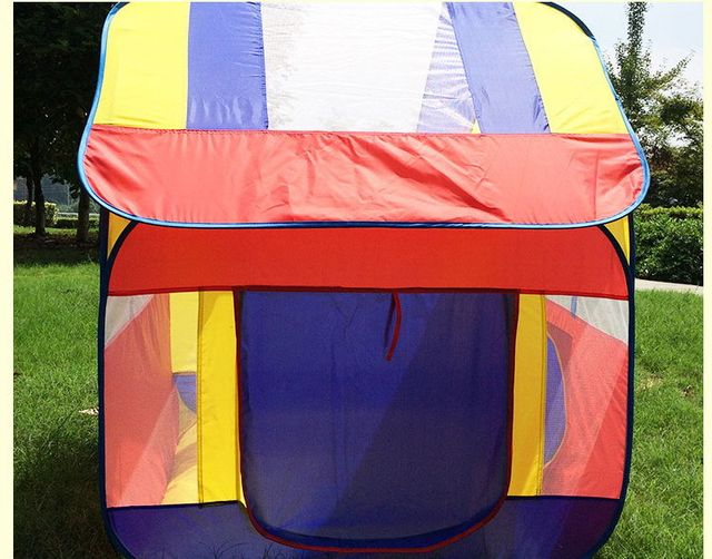 Ultralarge kids tent play house childrens pop up play tent house baby kids indoor outdoor toy tent child birthday gifts ZP42 & Online Shop Ultralarge kids tent play house childrens pop up play ...