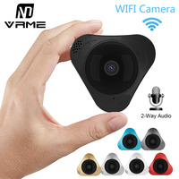 3D VR WIFI Smart Camera Panorama HD Web Camera 360 Degree IP Camera 1 3MP Fisheye