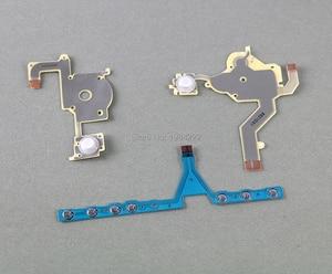 Image 3 - OCGAME 10 компл./лот Высококачественная замена направления перекрестная Кнопка Левая кнопка Регулировка громкости правая клавиатура гибкий кабель для PSP 3000 psp 3000