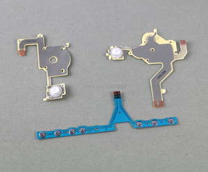 Image 3 - OCGAME 10sets/lot high quality Replacement Direction Cross Button Left Key Volume Right Keypad Flex Cable for PSP 3000 psp3000