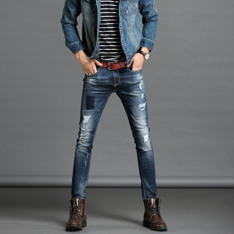 fashion 2017 new arrival men jeans slim snake skin printing casual pants 3d trousers skinny denim pants masculina fashion jeans New Patchwork Arrival hip-hop Men Jeans masculina Casual Denim distressed Men's Slim Jeans pants Biker jeans skinny Jeans