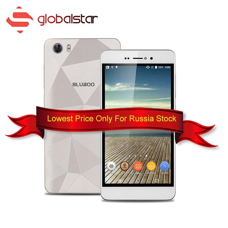 bilder für Original Bluboo Picasso Android 5.1 3G Smartphone MT6580 Quad Core 5,0 zoll Handy RAM 2 GB ROM 16 GB Dual SIM handy