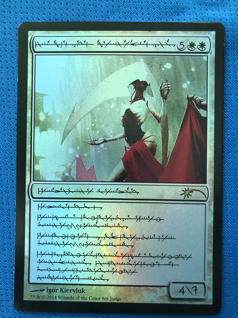 Elesh Norn, Grand Cenobite Judge Gift Cards 2014 Magician ProxyKing 8.0 VIP The Proxy Cards To Gathering Every Single Mg Card.