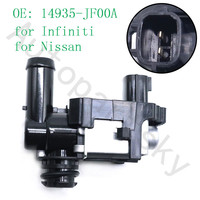 [ From USA to USA ] Good Quality Turbo Pressure Solenoid Valve 14935 JF00B 14935 JF00A 14935 AM60A senin for Nissan for Infiniti