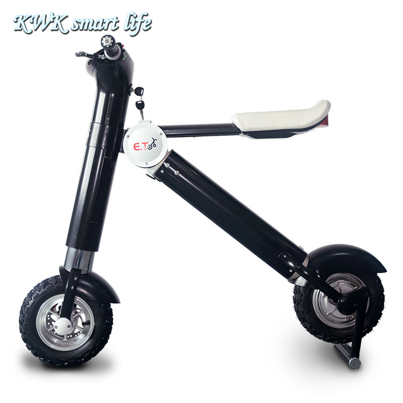 2017 New Et King Rohs Fcc Electric Scooter 36v Samsung