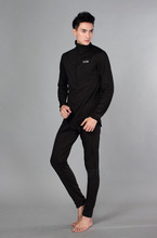 Military Outdoors Polar Fleece Long thermal underwear Autumn & Winter Long Johns. Military Men's Warm  long underwear