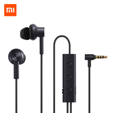 Wholesale Original Xiaomi 3.5 ANC Earphones 3.5mm Hybrid 3 Unit 2 Grade Noise Cancel 6 Serie Al-Alloy Braid Wire Metal Clamp L Plug Hi-Res