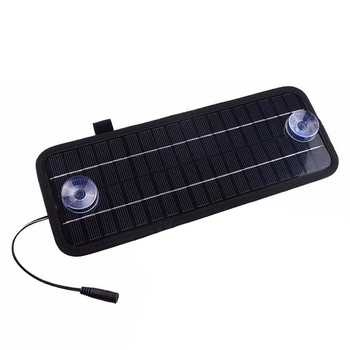 12V 4.5W Portable Power Solar Panel For Car