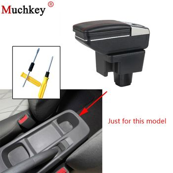 Box bracciolo Per Chevrolet Sail 2010 2011 2012 2013 Console centrale Braccio casella dei contenuti Negozio di supporto di tazza posacenere Interni Auto styling