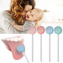 Baby Oral Cleaning Children Tongue Cleaner Brush Scraper Baby Care Gifts(China)