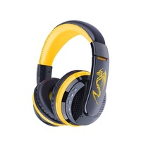 OVLENG MX666 Bass Wireless Headphones Bluetooth Headset Noise Cancelling FM Headset Earphone for Phone PC Computer Headband