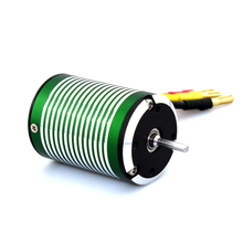 X-Team RC model accessories XTI3650 4-Poles Inrunner sensoreless Brushless DC Motor for 1/10 car and boat