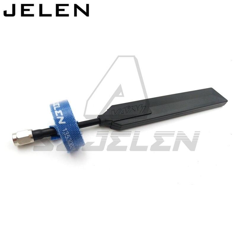Figure passer général antenne lame profil, Image transmission FPV Photographie Aérienne antenne sans fil image transmission antenne