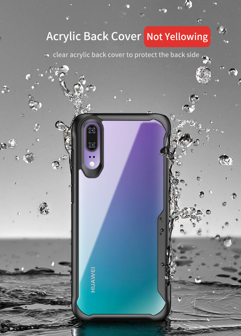 LUPHIE Shockproof Case For Huawei P20 Pro P20 Lite Mate 10 Pro Cover (16)