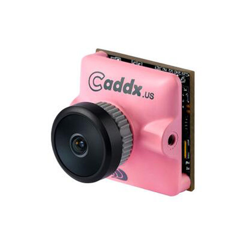 1PC Wide Voltage FPV Camera CMOS Double Scan Caddx Turbo micro SDR2 2.1mm Lens 1200TVL NTSC/PAL 16:9/4:3 Switchable Super WDR