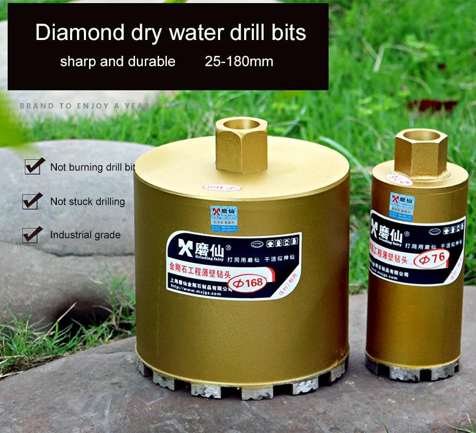 Diamond drill bit 01