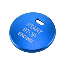 EAFC Engine Start Stop Button Adhesive Sticker Key Accessories Car Styling Switch Decoration for Mazda 3 BM BN 6 GJ1 GL CX-4 CX4(China)