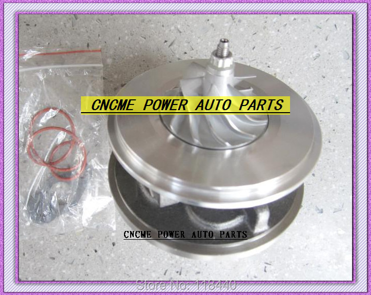 <font><b>TURBO</b></font> Cartridge CHRA GT2256V 704361-5006S 704361-0005 704361 Turbocharger For BMW 330 D E46 X5 E53 99-03 M57D <font><b>M57</b></font> <font><b>D30</b></font> 3.0L 184HP image