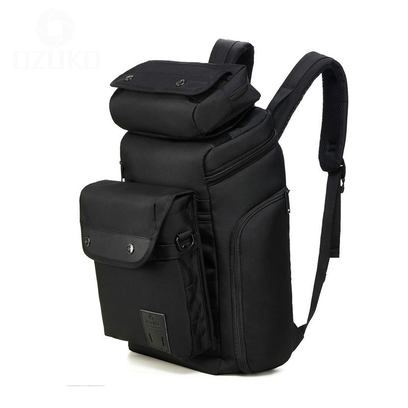 Three in one  Men Backpack Oxford Male Travel bag Backpacks fashion men and women Designer student bags laptop bag High capacitThree in one  Men Backpack Oxford Male Travel bag Backpacks fashion men and women Designer student bags laptop bag High capacit