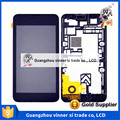 For Nokia Lumia 530 N530 LCD Display Black Touch Screen Digitizer Glass Assembly + Bezel Frame + Tools Free Shipping