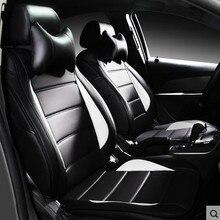 Customize car seats covers kia sportage rio soul new carens sorento freddy cerato cadenza cushion set auto interior accessories