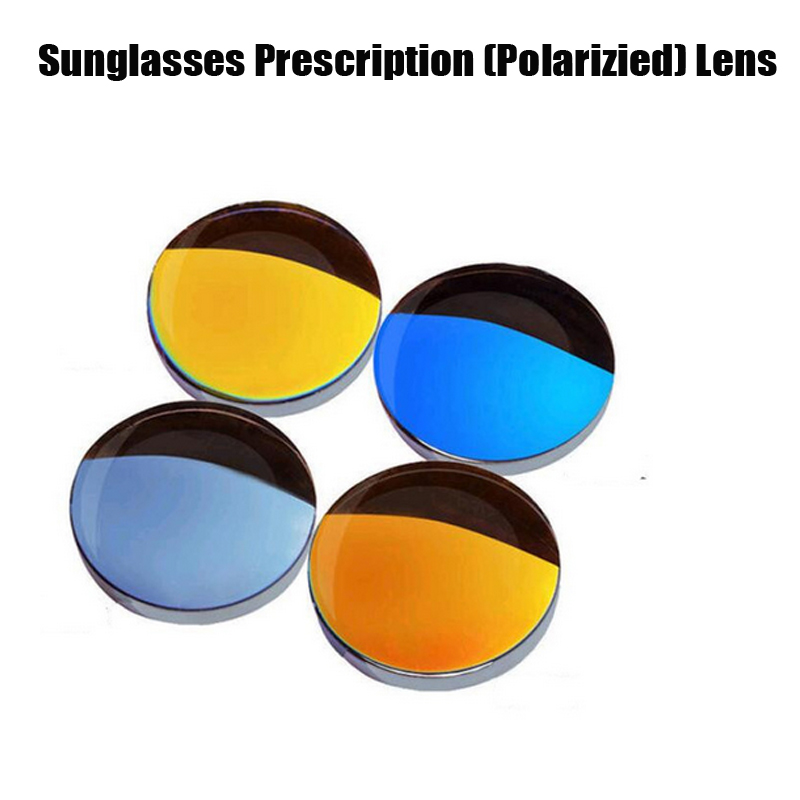 Index1 56 thin Cr 39 Sunglasses Aspherical prescription lenses Sun Glasses Oculos De Sol Color lenses