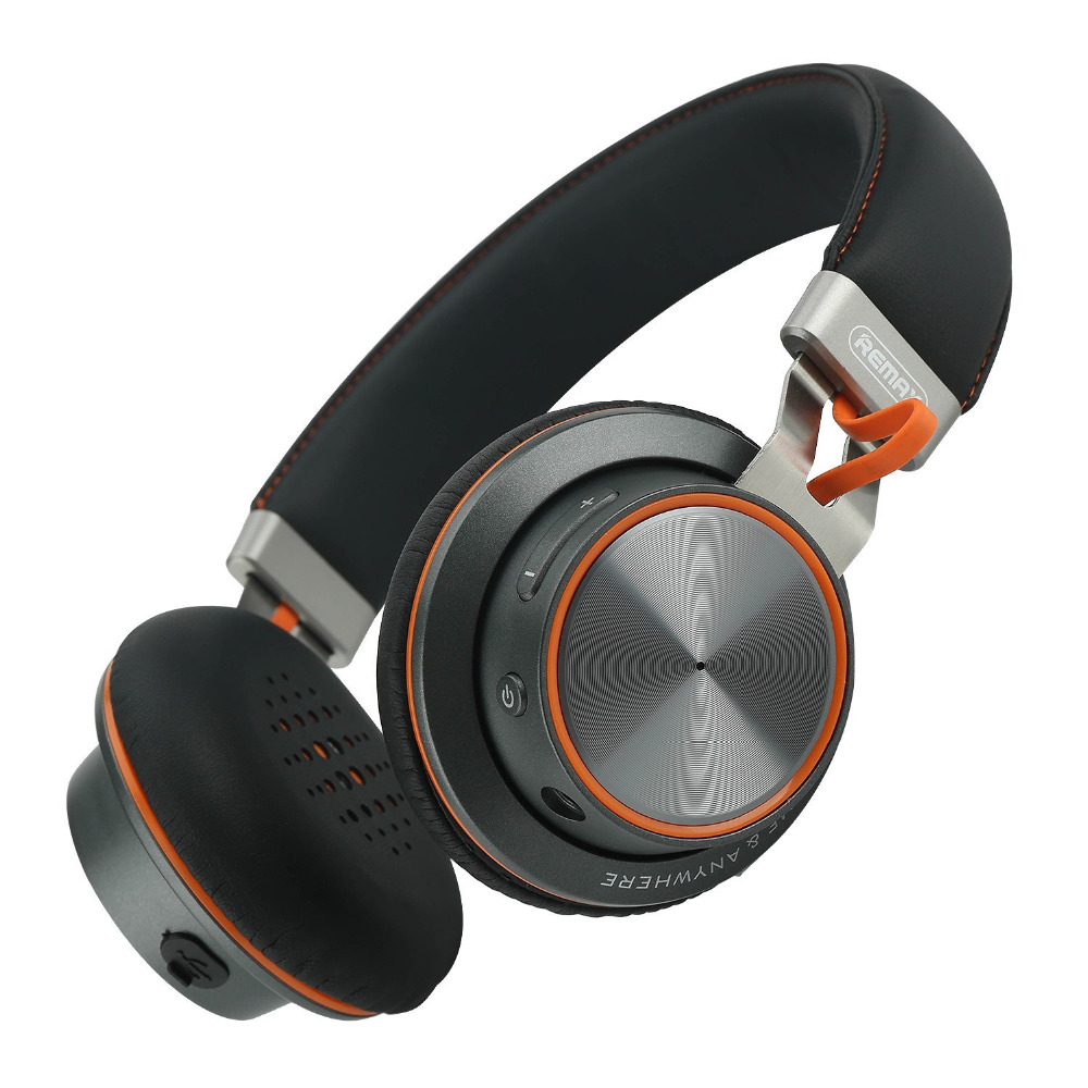 Remax 195hb tiefe bässe kopfhörer bluetooth 4,1 wireless stereo musik headset kopfhörer mit mikrofon für iphone für mp3
