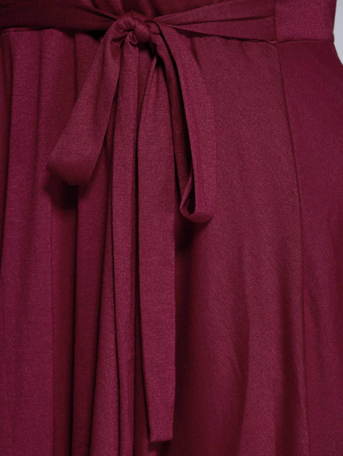 Wipalo/Большие размеры 9XL 8XL 7XL 6XL, женское супер эластичное летнее сексуальное платье с v-образным вырезом, винтажная Офисная Рабочая одежда, платье миди, сарафан более размера