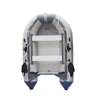 CE Inflatable Boat PVC Fashing Boats Personalized Rofting Riqid Boat by Motor for Sale