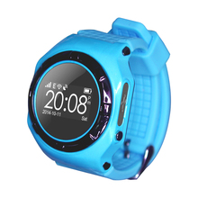 2016 дети Gps-часы GPS цифровой часы Для Kid Безопасность Детей с SOS Аварийного с iOS Android xiaomi