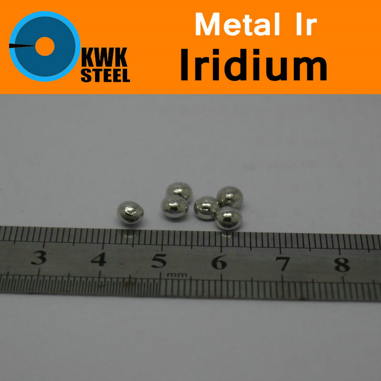 Ir Iridium Ball Bead Powder Pure 99.98% Periodic Table of Rare-earth Precious Metal Elements Research Study Education Collection evgeniy gorbachev returning to earth research