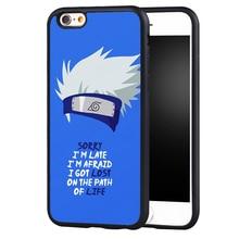 Naruto Kakashi Case For iPhone