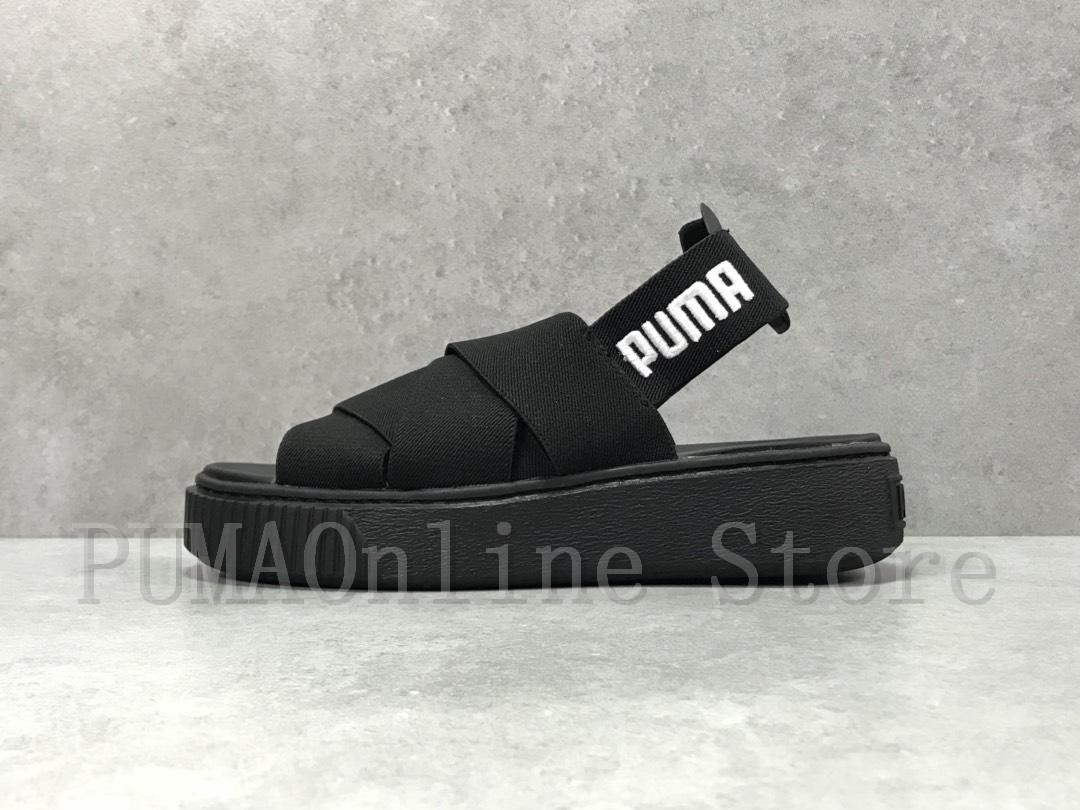 a7e5bf24a67 2018 PUMA Womens Platform Sandal  LEA 365481  365478  FENTY PUMA by ...